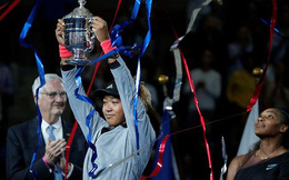 Tay vợt Naomi Osaka là nữ vận động viên có thu nhập cao nhất thế giới