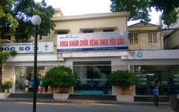 Vì sao Bệnh viện Bạch Mai giải thể nhiều đơn vị dịch vụ?