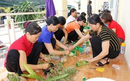 """Lan tỏa phong trào """"Chống rác thải nhựa"""" ở Bắc Giang"""
