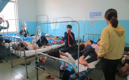 Lâm Đồng: Học sinh tiểu học nhập viện hàng loạt do ngộ độc thực phẩm