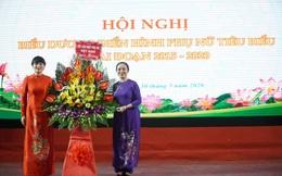 Nam Định: Biểu dương 110 tập thể, cá nhân điển hình phụ nữ tiêu biểu