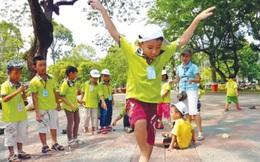 Để trí tưởng tượng của trẻ bay xa khi tham gia các hoạt động giải trí dịp hè