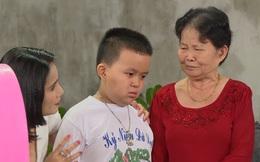 Khán giả rơi nước mắt vì câu nói của bé trai 10 tuổi cổ vũ bố hẹn hò