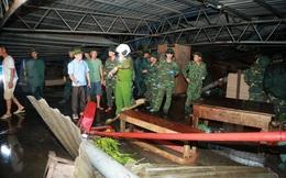 Lốc xoáy kinh hoàng ở Vĩnh Phúc, 3 người chết, hàng chục người bị thương