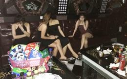 Hưng Yên: Bắt quả tang 29 đối tượng nam, nữ đang sử dụng ma túy trong quán karaoke