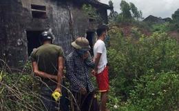 Không cầm được nước mắt khi tìm thấy thi thể bé trai mất tích ở Nghệ An trong căn nhà hoang giữa rừng