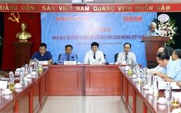 Tọa đàm kỷ niệm nhân 100 năm ngày sinh Tổng Thư ký đầu tiên của Hội Nhà báo Việt Nam Nguyễn Thành Lê