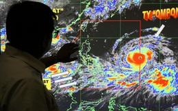 Áp thấp nhiệt đới sắp đi vào biển Đông, có khả năng mạnh thêm