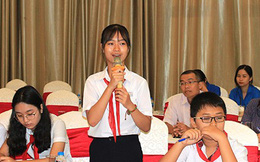 Ra mắt Hội đồng trẻ em tỉnh Đồng Nai