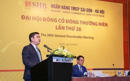 SHB đặt mục tiêu đạt Top 3 ngân hàng cổ phần tư nhân lớn nhất Việt Nam