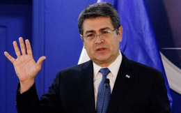 Tổng thống Honduras nhiễm virus SARS-CoV-2