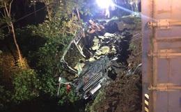 Xác định danh tính 3 nạn nhân vụ tai nạn giao thông thảm khốc ở Quảng Ninh