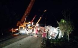 Xác định vận tốc container trước khi đè bẹp xe limousine khiến 3 người tử vong