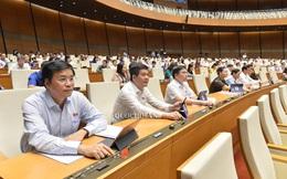 Quốc hội thống nhất bổ sung hơn 23.000 tỷ đồng ngân sách làm 3 đoạn cao tốc Bắc - Nam