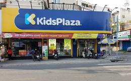 Sản phẩm VitaDairy có mặt tại hệ thống cửa hàng Kids Plaza