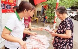 Thị trường thịt lợn bắt đầu hạ nhiệt