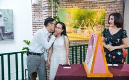 """MC Cát Tường chúc mừng cặp đôi """"Hẹn ăn trưa"""" đầu tiên kết hôn"""