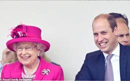Nữ hoàng Anh Elizabeth II chia sẻ bức ảnh mừng sinh nhật tuổi 38 của Hoàng tử William