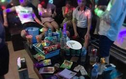 """Hai chị em ruột cùng nhóm nam nữ thuê phòng khách sạn mở """"tiệc"""" ma túy"""