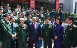 Đại hội Thi đua Quyết thắng toàn quân lần thứ X vinh danh 300 tập thể, cá nhân