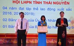 Phong trào thi đua của Hội LHPN tỉnh Thái Nguyên đã nhận được sự hưởng ứng của đông đảo hội viên phụ nữ