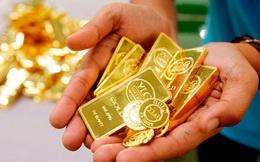 Lao dốc theo đà giảm thế giới, vàng trong nước cố thủ ngưỡng 49 triệu đồng/lượng