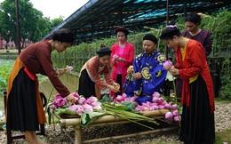Hoàng thành Thăng Long tổ chức tái hiện các phong tục của Tết Đoan Ngọ