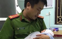 Bé sơ sinh bị bỏ rơi ven đường kèm bức thư nhờ nuôi giúp