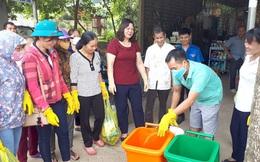Phụ nữ Chiêm Hóa lan toả phong trào thu gom, tái chế rác thải nhựa trong cộng đồng