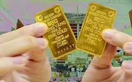 Áp lực tin sốc, vàng thế giới tiếp tục giảm trong khi thị trường trong nước điều chỉnh nhẹ