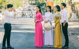 Áo dài là biểu tượng, hồn cốt của người phụ nữ Việt