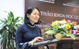 """""""Áo dài là biểu tượng bản sắc văn hóa Việt, thể hiện vẻ đẹp tâm hồn của người Việt Nam!"""""""
