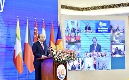Thủ tướng Nguyễn Xuân Phúc: Đong đầy tình cảm đoàn kết, đùm bọc lẫn nhau của đại gia đình ASEAN