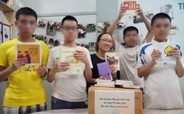 Độc giả Báo Phụ nữ Việt Nam gửi tặng 50 cuốn sách tới nhân vật trong bài viết về trẻ tự kỷ