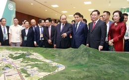 """Thủ tướng Nguyễn Xuân Phúc: """"Quan điểm """"Hà Nội không vội được đâu"""" đã lạc hậu"""""""