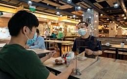Singapore đẩy mạnh biện pháp an toàn cho thực khách trong mùa Covid-19