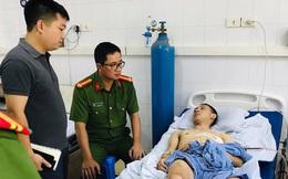 Mẹ nam sinh bị tên cướp tiệm vàng đâm thủng phổi: Sẽ phải xin cho con lùi kỳ thi tốt nghiệp
