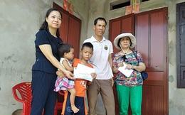Hội LHPN tỉnh Bắc Giang: Tặng quà 13 trẻ mồ côi có hoàn cảnh đặc biệt khó khăn