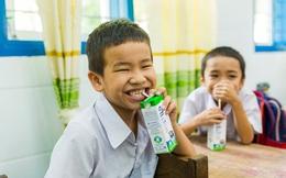 Thêm nhiều niềm vui đến lớp cho trẻ với giờ uống sữa học đường
