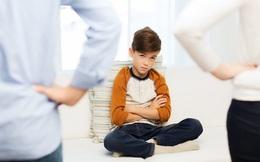 9 lỗi phụ huynh dễ mắc khi trách phạt con