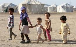 2,4 triệu trẻ em Yemen đối mặt với nguy cơ chết đói