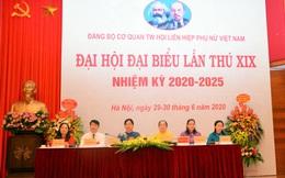 Khai mạc Đại hội đại biểu Đảng bộ cơ quan TƯ Hội LHPN Việt Nam lần thứ XIX