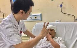 Nữ bệnh nhân 64 tuổi bị mù bởi khối u màng não không được phát hiện kịp thời