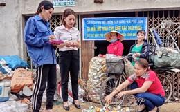"""Nhân rộng mô hình """"Thu gom phế liệu"""" giúp phụ nữ nghèo ở Thanh Hóa"""
