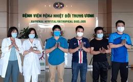 Thêm 2 bệnh nhân nhiễm Covid-19 được chữa khỏi, cả nước có 305 người đã được xuất viện