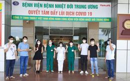 3 bệnh nhân nhiễm COVID-19 được chữa khỏi, cả nước chỉ còn 15 bệnh nhân đang điều trị