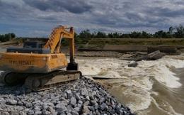 Hơn 6 ngàn hộ dân ở Nghệ An thiếu nước sinh hoạt do sự cố vỡ đập tràn