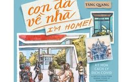 """Ra mắt sách """"Con đã về nhà"""", gây quỹ ủng hộ phụ nữ bị ảnh hưởng Covid-19"""