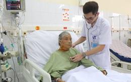 Cứu sống bệnh nhân bị tắc động mạch phổi nguy kịch