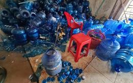 Nguồn sản xuất nước tinh khiết đóng bình được lấy từ mương
